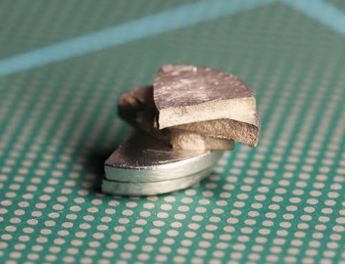 磁石の取扱いについて〜ネオジム磁石の発火